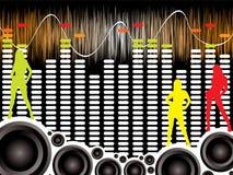 сексуальная ядровая стена Стоковая Фотография RF