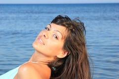 сексуальное бикини модельное Стоковые Фото