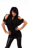 сексуальное девушки обольстительное Стоковые Изображения RF
