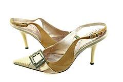 сексуальные ботинки Стоковое Изображение