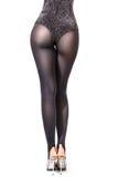 Сексуальные длинние ноги стоковое изображение