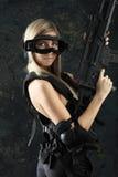 сексуальный воин Стоковое Фото