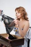 Сексуальный матрос Стоковые Изображения RF