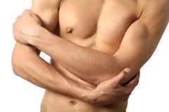 Сексуальный мыжской торс Стоковое фото RF
