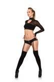 Сексуальная танцовщица Стоковое фото RF
