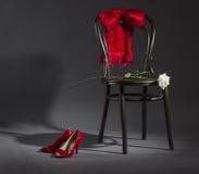 Сексуальное женское бельё, Стоковая Фотография RF