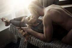 Сексуальные пары красоты Стоковые Фото