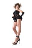 Сексуальный молодой танцор Стоковое Фото