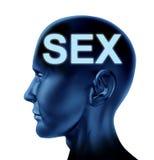 секс разума Стоковая Фотография RF
