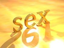 секс Стоковая Фотография RF