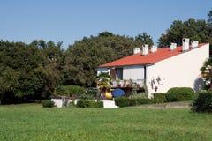 селитебное дома istrian Стоковое Фото