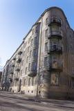 селитебное здания причудливое стоковые фотографии rf