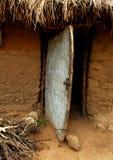 село Африки Стоковые Изображения