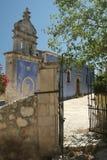 село башни скита колокола греческое Стоковые Изображения