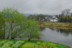 село весны фарфора малое Стоковое Изображение RF
