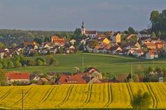 село весны Стоковое фото RF