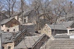 село дома каменное Стоковое фото RF