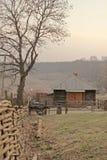 село дома стоковые изображения