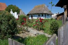 село дома стоковая фотография