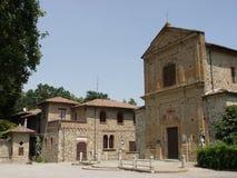 село итальянки привидения Стоковое Фото