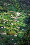 село Мадейры острова свободного полета северное Стоковое Изображение RF