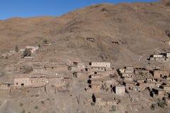 село Марокко berber Стоковые Изображения