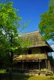 село музея дома старое традиционное стоковые фотографии rf