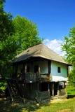 село музея дома старое традиционное стоковое фото rf