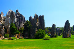 село национальности kunming Стоковое Фото