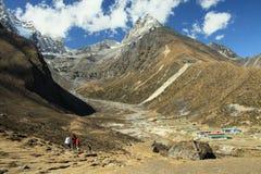 село Непала Стоковые Фотографии RF