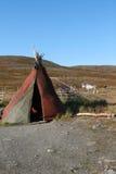 село Норвегии стоковое фото rf