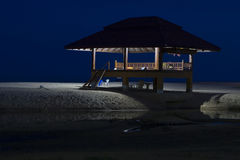село океана Стоковые Фото
