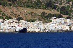 село пляжа стоковое изображение rf