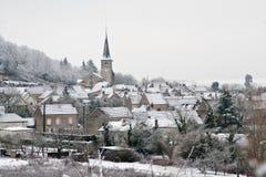 село снежка Стоковые Изображения RF