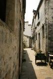 село улицы hongcun фарфора старое Стоковые Фотографии RF