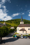 село церков французское сонное Стоковые Фото