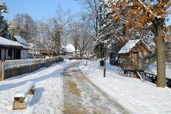 село Стоковое Изображение RF