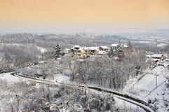 Село Стоковая Фотография RF