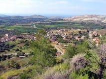 село стоковое изображение