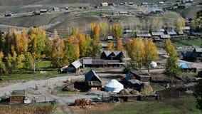 село baihaba Стоковое Изображение