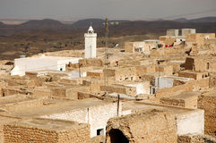 село berber Стоковая Фотография
