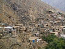 село berber Стоковое Изображение