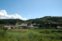 Село Bordeira Стоковое Изображение RF