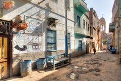 Село Esna в Египете Стоковые Фотографии RF