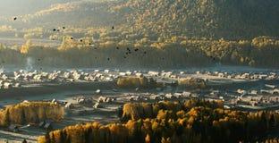 село hemu Стоковая Фотография RF