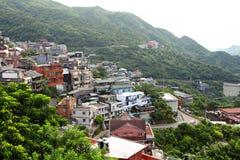 село taiwan jinguashi стоковые изображения rf