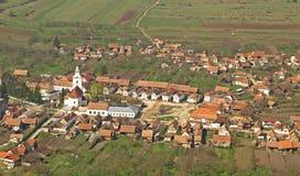 село transylvania Стоковая Фотография RF