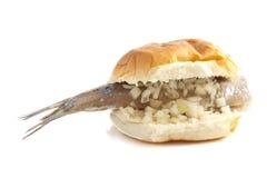 сельди хлеба Стоковое Фото