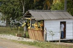 Сельская атмосфера в Кубе стоковая фотография
