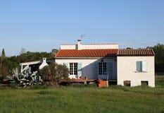 Сельская дом в южной Франции Стоковая Фотография